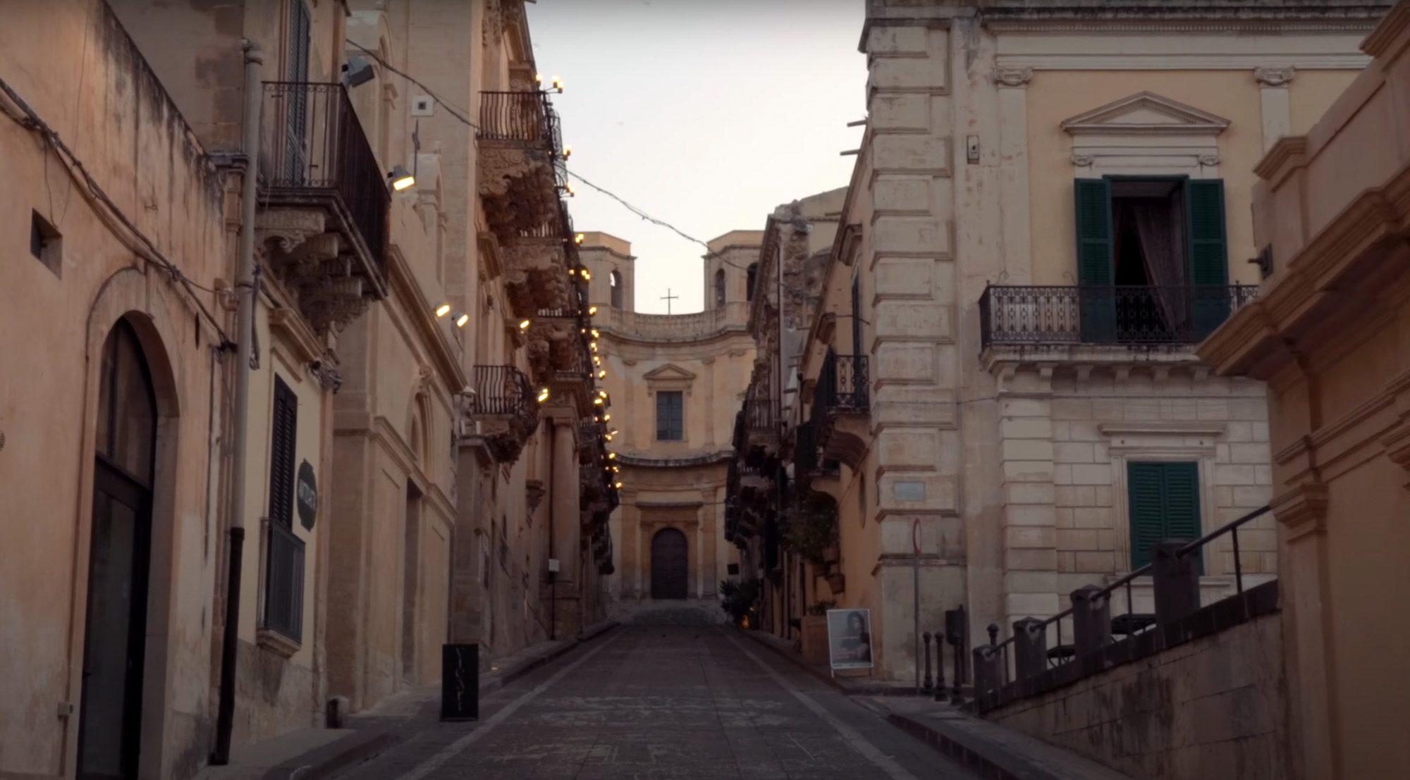 Vidéo de notre réalisateur en Sicile